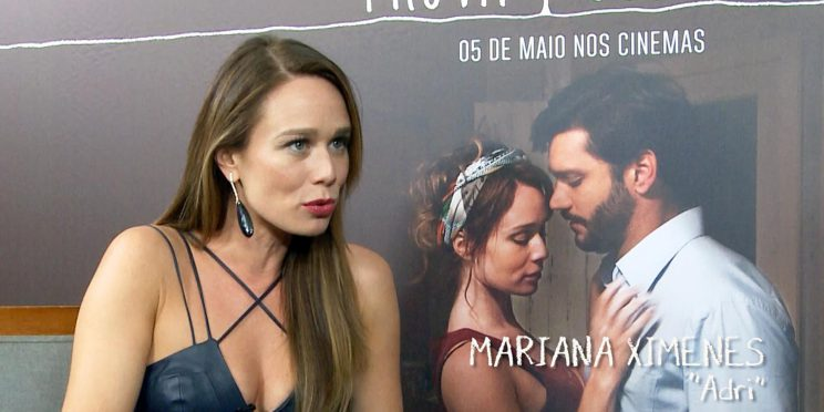 Press Day do filme Prova de Coragem
